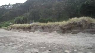 Playa de OTUR (Valdés) Asturias -- VideoblogASTURIAS.com