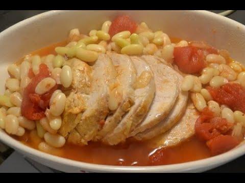 rôti-de-porc-haricots-blancs-recette-au-cookeo