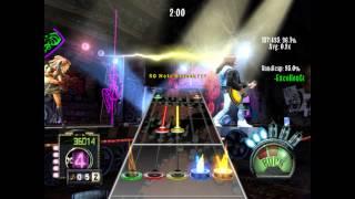 Guitar Hero 3 Custom - Papa Roach - Walking Thru Barbed Wire