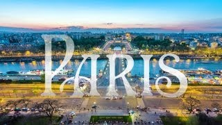 Paris 2013 TimeLapse in Motion (Hyperlapse by Kirill Neiezhmakov)