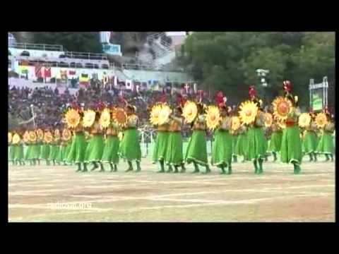 ANNUAL SPORTS AND CULTURAL MEET 2013 - Evening Programme - 11 Jan