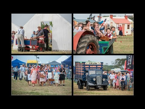 West Show 2016 - Grand Pageant (Tomato Growing in the 1950s)