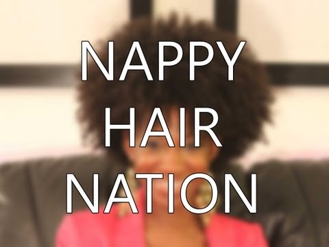 Join The Nappy Hair Nation Natural Hair Journey!