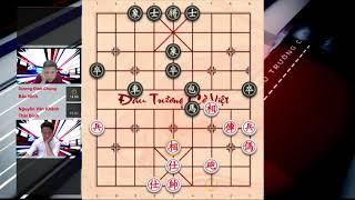 Dương Đình Chung Bắc Ninh vs Nguyễn Văn Khánh Thái Bình Vòng 2 Đấu trường cờ việt