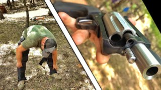 SMALLEST 500 MAGNUM vs $900 Bullet Proof Pants!!!