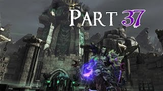 Darksiders II 100% Walkthrough 37 Kingdom Of The Dead ( City Of The Dead ) Puzzles