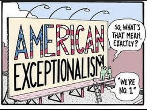 an examination of three different opinions of american exceptionalism Myth 1 there is something exceptional about american exceptionalism whenever american leaders refer to the unique responsibilities of the united states, they are saying that it is different.
