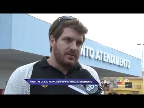 Hospital São Chico reduz atendimento