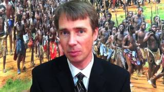 Swaziland Tourism Board at World Travel Market 2012