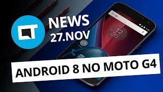 Bug no Facebook Messenger; Android 8 no Moto G4; Samsung se desculpa e + [CT News]