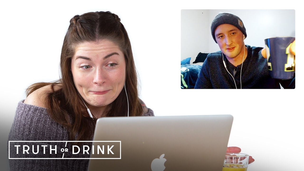 Long Distance Relationships (Anna & Logan) | Truth or Drink | Cut