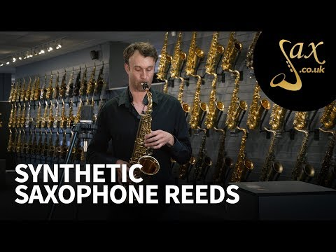 Synthetic Saxophone Reeds