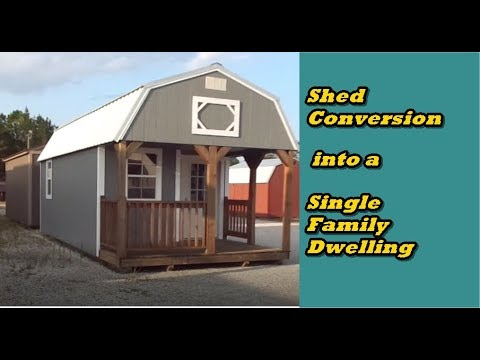 Before You Spend Money On A Shed Watch This Shed