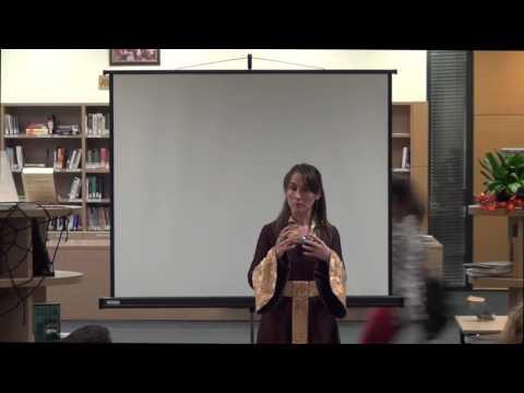 Dannie Chalk - Witchcraft in Early Modern England [Entire Talk]