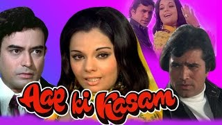 Repeat youtube video Aap Ki Kasam (1974) Full Hindi Movie | Rajesh Khanna, Mumtaz, Sanjeev Kumar