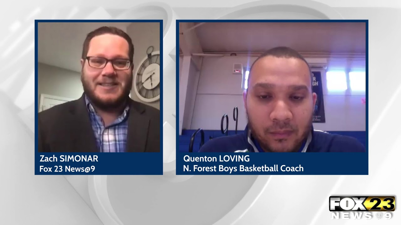 North Forrest basketball coach looks ahead after early forfeits, quarantine