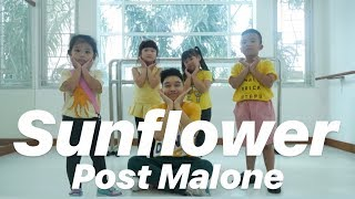 SUN FLOWER POST MALONE BABY CLASS DANCE CHOREOGRAPHY DANCE VIDEO
