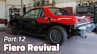 We Can Rebuild Him | 1985 Pontiac Fiero 2M4 Revival - Part 12