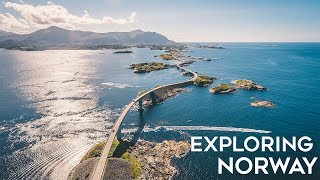 Exploring Norway 4K