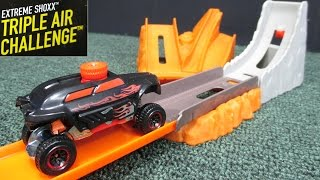 Triple Air Challenge Extreme Shoxx From Hot Wheels