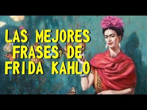 Las mejores frases de frida kahlo youtube - Las mejores mamparas de ducha ...
