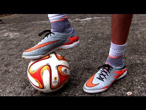 Nike Elastico Hypervenom Phantom 2 II Test - Indoor Proximo X ... bad808dae