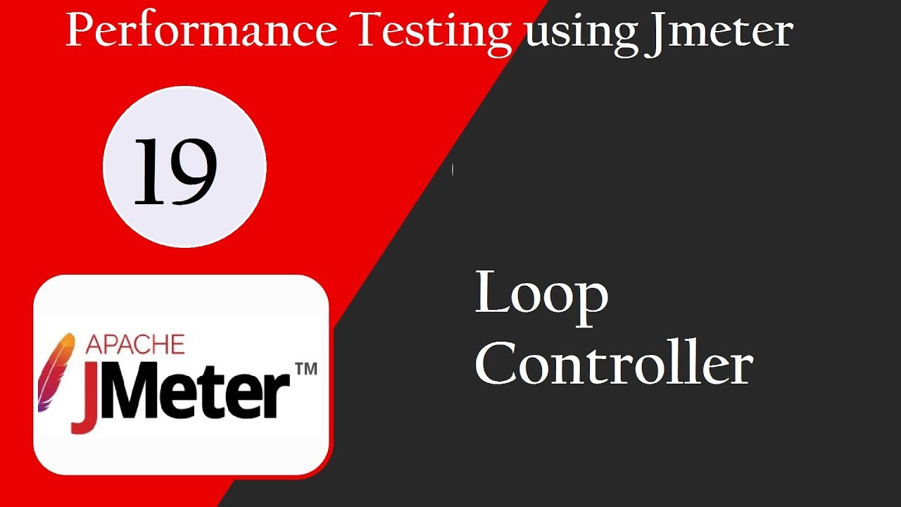 JMeter 4 0: Logic Controller: Loop Controller