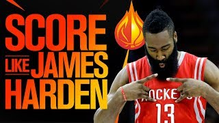 SCORE Like James Harden with Coach Damin Altizer