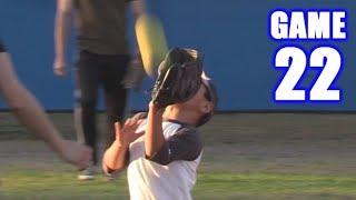 LUMPY'S FIRST CATCH EVER! | On-Season Softball Series | Game 22