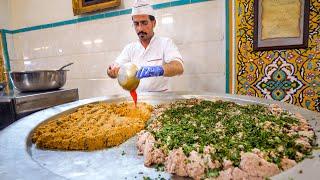 Persian KINGS of Minced Lamb!! ?SHOCKING IRANIAN FOOD in Isfahan, Iran!! ??