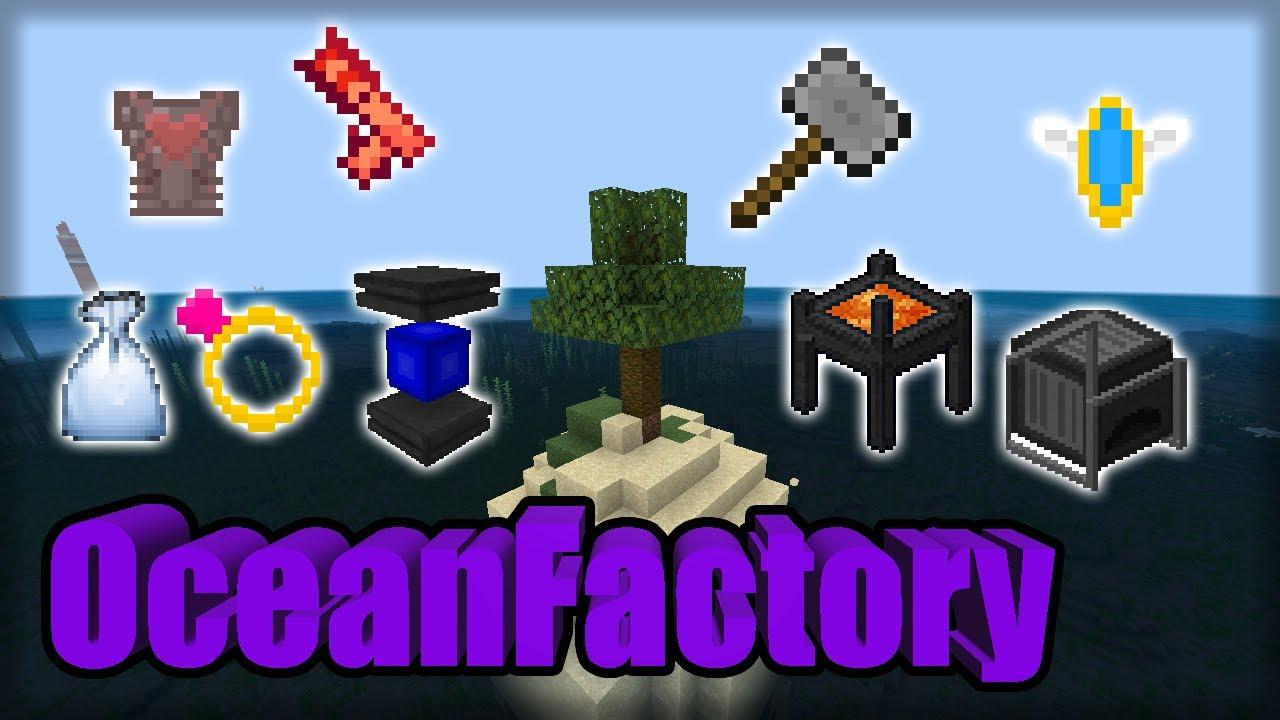 OceanFactory Modpack