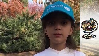 8-Year-Old Syrian Child Gives Moving Speech At IDA Awards   Promo   Cries From Syria