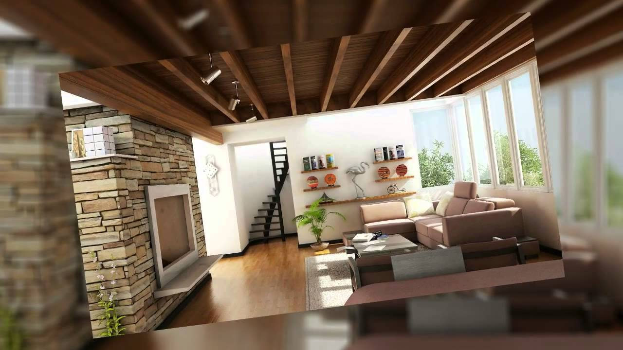 Decoracion de interiores fotos y tendencias youtube Decoraciones de casas modernas 2016