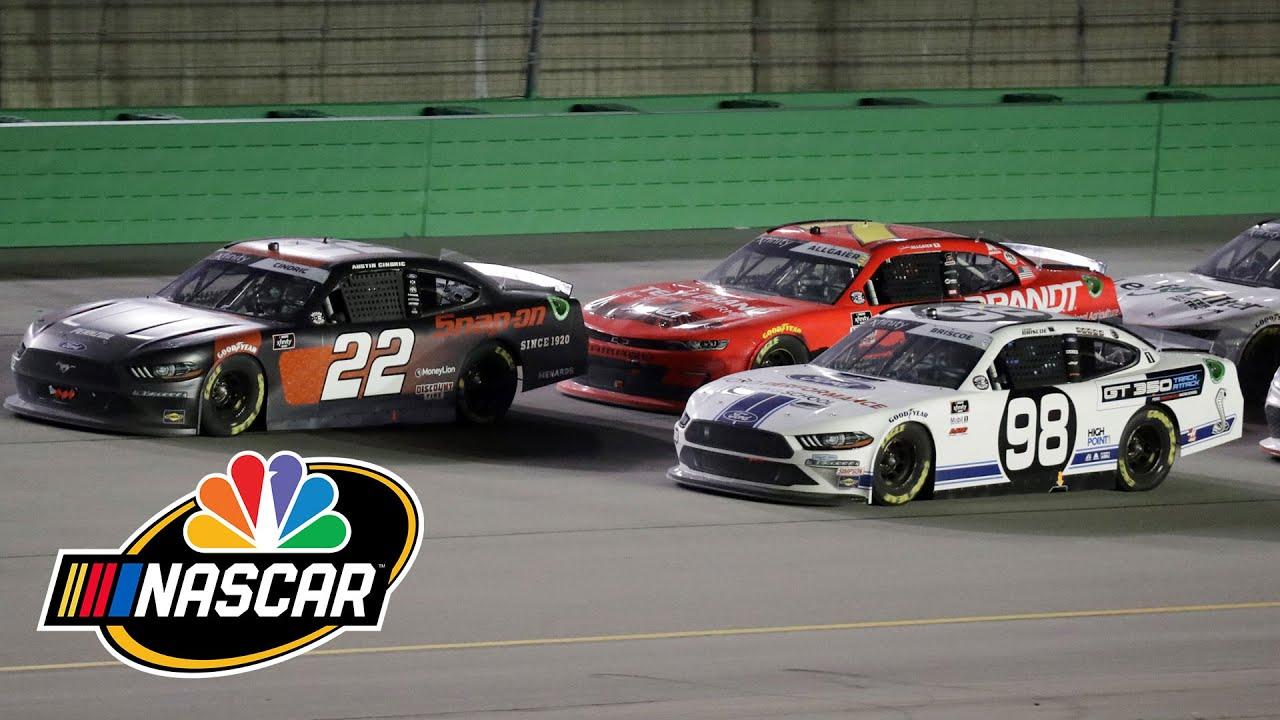 NASCAR Xfinity Series: Shady Rays 200 | EXTENDED HIGHLIGHTS | 7/10/20 | Motorsports on NBC