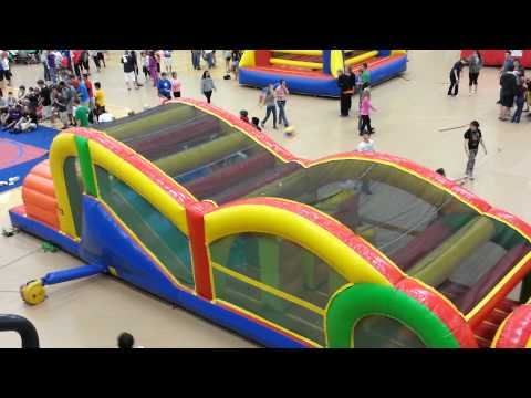 Extreme Obstacle Course, Crazy Extreme Obstacle Course Rentals
