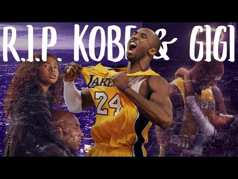 "Kobe Bryant Tribute    Thank You Mamba    ""See You Again""    ""Memories""    ""Legends"""