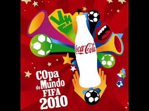 Coca Cola Musica Oficial da Copa do mundo