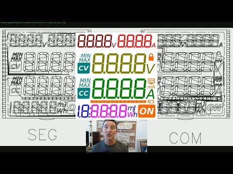 EEVblog #1074  - Custom LCD Design - Part 2