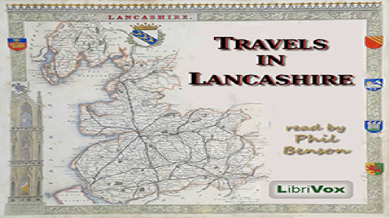 Travels in Lancashire | Louise Potter, Samuel Laycock, Various, William Roscoe | Poetry | 3/5