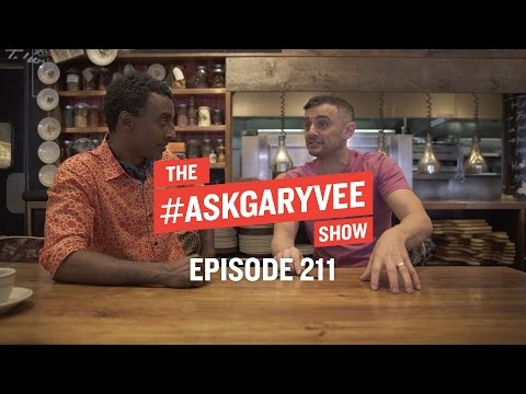 Marcus Samuelsson, Restaurant Marketing & Trends in Food | #AskGaryVee Episode 211