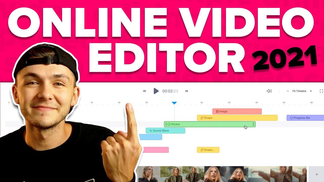 Download Best Online Video Editor in 2021