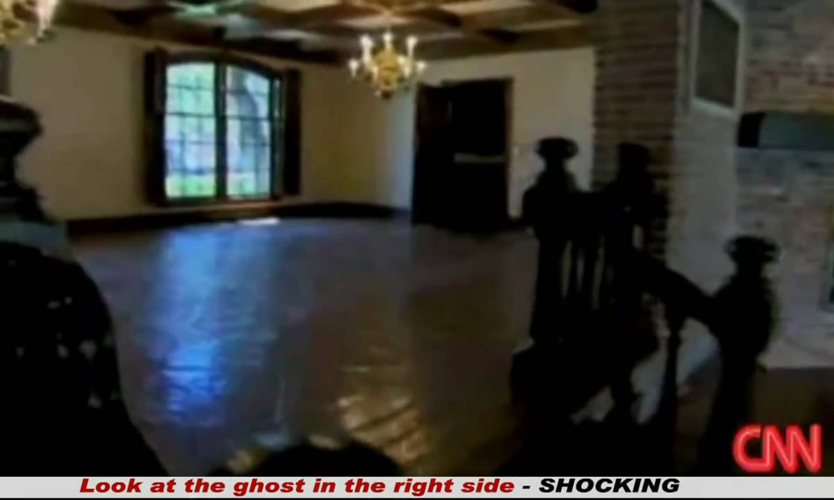 ANOTHER GHOST of Michael Jackson in Neverland home ? - YouTube