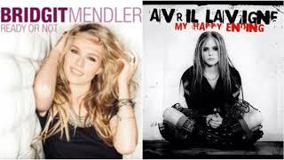 Not My Happy Ending - Bridget Mendler vs Avril Lavigne (Mashup) (Re-up)