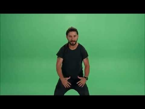Just do it! - Shia LaBeouf