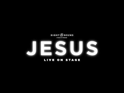 Sight & Sound Theatres® - Jesus (Teaser)