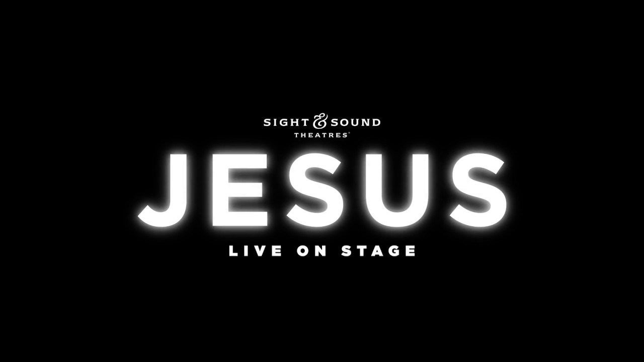 Sight Amp Sound Theatres 174 Jesus Teaser Youtube