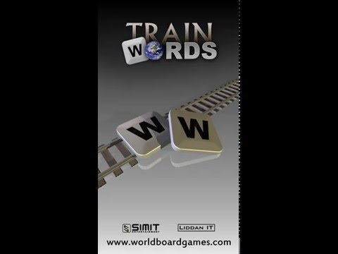Train Words App Preview
