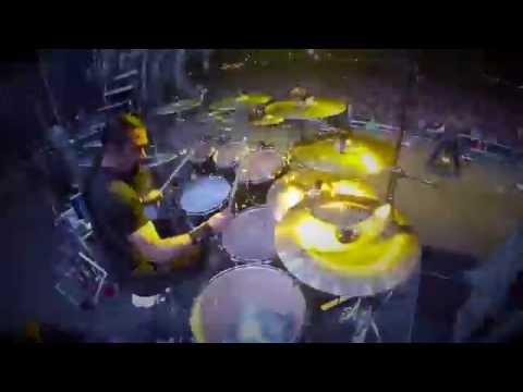 Jocke Wallgren - AMON AMARTH - War Of The Gods - With Full Force 2016