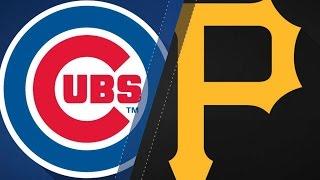 4/24/17: Heyward, Zobrist lead Cubs to big win, 14-3
