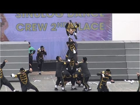 Type One (2nd Place Sinulog 2018 Best Dance Crew) - YouTube